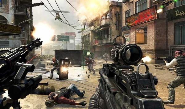 Black Ops 2 multijugador