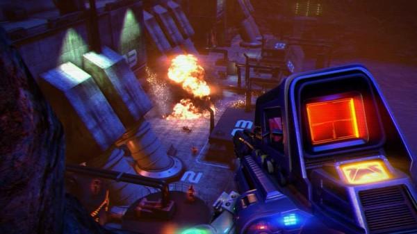 Far Cry 3 Blood Dragon imágenes