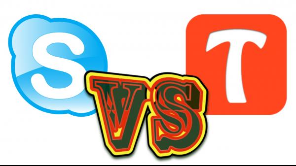 Skype VS Tango: ¿Cuál es la mejor app de videollamadas?