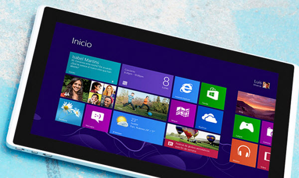 Windows 8 actualiza Maps y News
