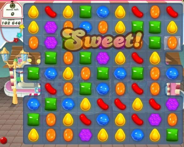 Juegos De Candy Crunch Bilgisayar Temizleme