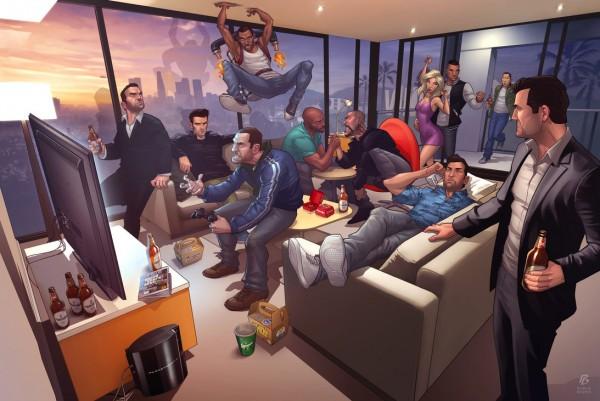 Nuestros 10 personajes favoritos de la saga Grand Theft Auto