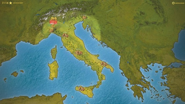 Roman Empire on Windows 8