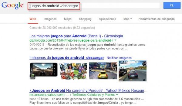 Google: Consejos para mejorar los resultados de búsqueda (Parte 1)