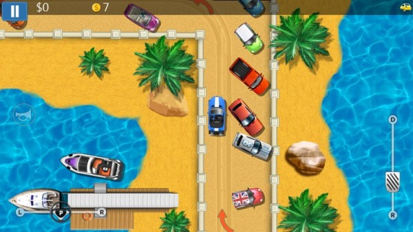 Parking Mania on Windows 8