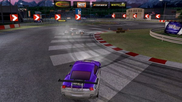 Drift Mania Championship 2 on Windows 8