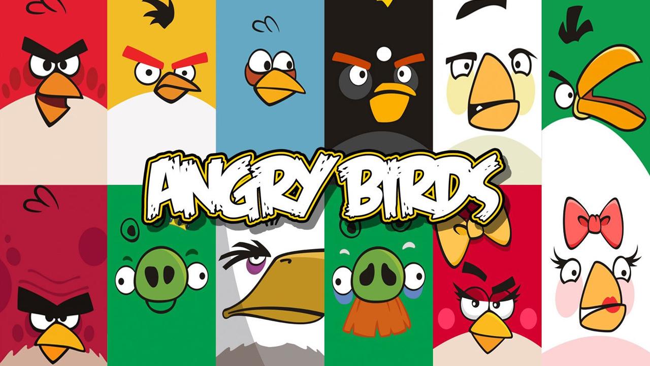 Resultado de imagen para Angry Birds saga