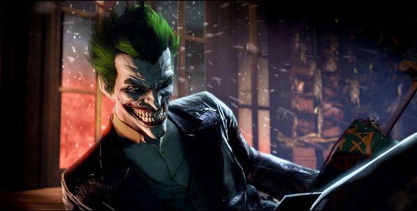 Batman Arkham Origins: Joker aparece en nuevas imágenes