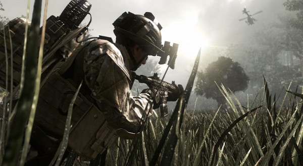 Call of Duty: Ghosts Violencia