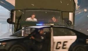 GTA 5 Trailers: Mujer protagonista escondida en los vídeos