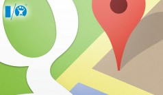 Google I/O: nuevo Maps para iPhone, Android y web