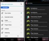 Google Play Juegos: Android tendrá su propio Game Center