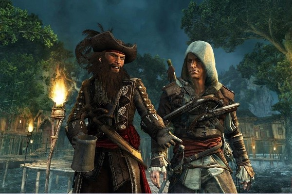 Assassins Creed 4 Trailers Demos