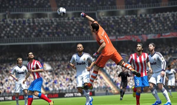 FIFA 14 Lanzamiento: Top 5 de porteros