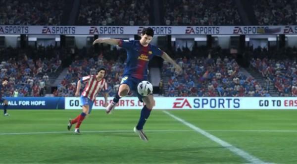 FIFA 14 Lanzamiento