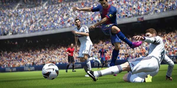 FIFA 14 vs PES 2014 PC