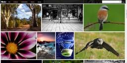 Flickr se rediseña drásticamente para parecerse a Pinterest