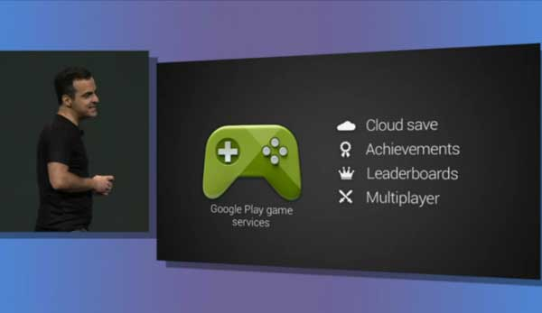 Google Play Games Services: Juegos compatibles