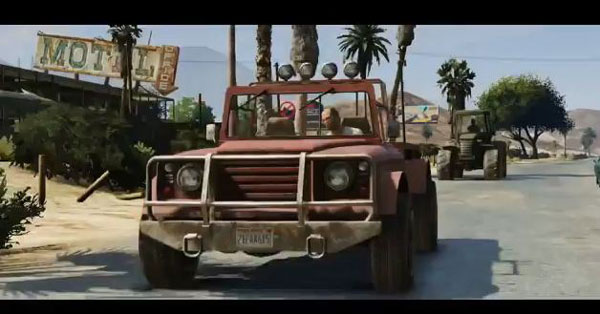 Nuevo Video De Gta 5 Justifica Su Lanzamiento En Ps3 El Juego No