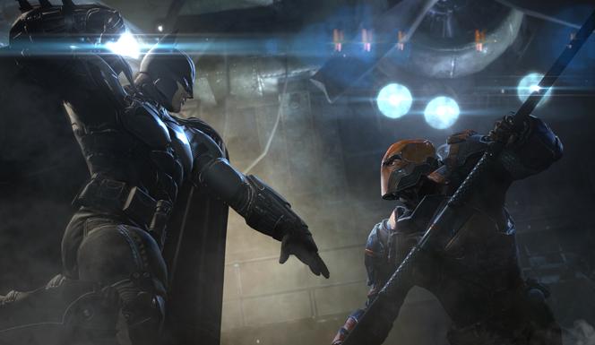 Avance de Batman Arkham Origins: Empieza la leyenda del Caballero Oscuro