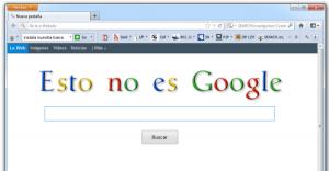 Cómo volver a tener Google en el navegador