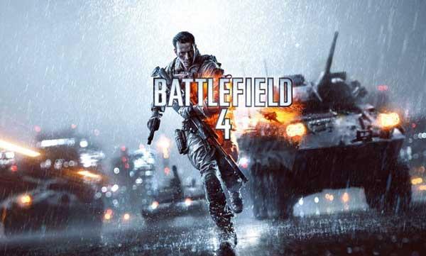 PlayStation 4: El lanzamiento de su Battlefield 4