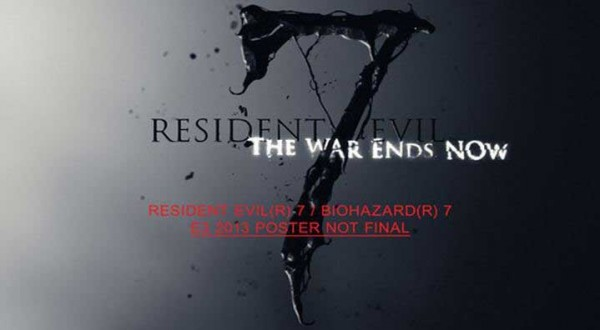 Resident Evil 7 PS3 Lanzamiento