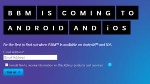 BlackBerry Messenger falso engaña a 100.000 usuarios de Android