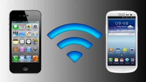 Cómo compartir Internet con iPhone y Android