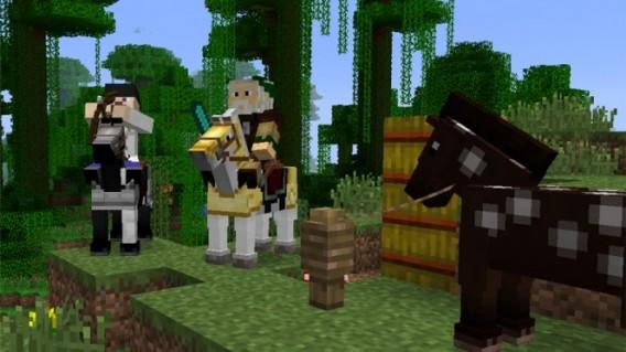 Minecraft 1.6: la «Horse Update» disponible oficialmente el 1 de julio