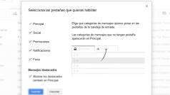 Gmail: Cómo activar y usar la nueva Bandeja de entrada
