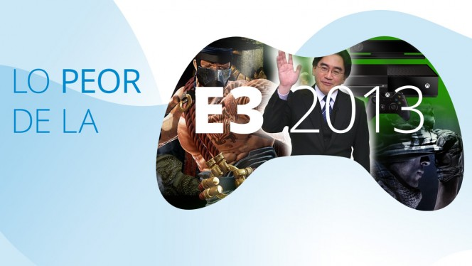 Lo peor de la E3 2013: Vídeo Top 5