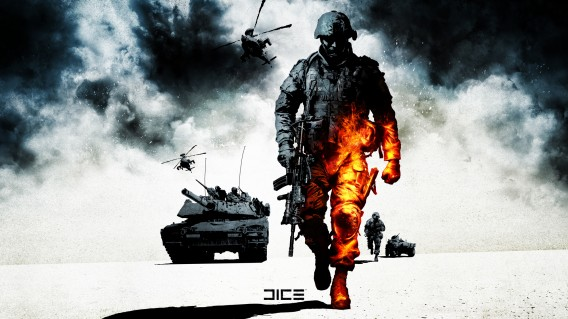 Battlefield 4 Bad Company