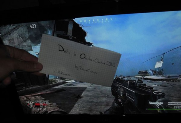 Call of Duty Ghosts multijugador online