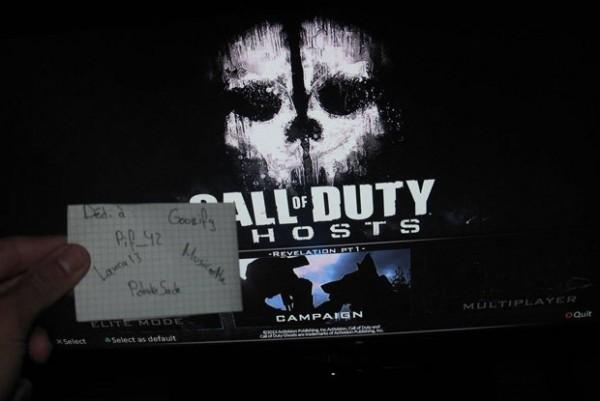 Call of Duty: Ghost multijugador imágenes