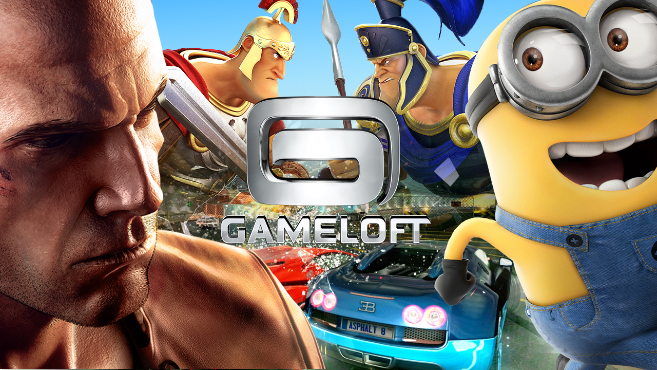 E3 2013 Gameloft Presenta Juegos Nuevos Para Android E Ios