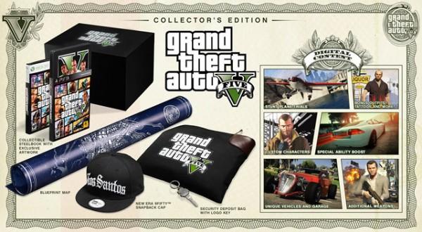 GTA 5 Edición Coleccionista
