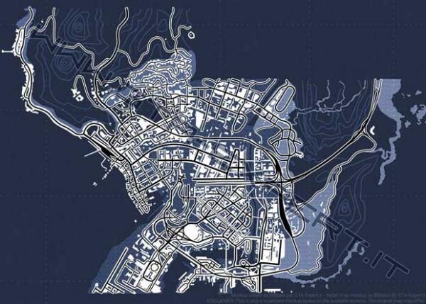 GTA 5 ciudad Los Santos