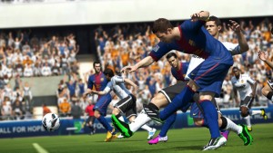 FIFA 14: Probamos la primera demo para PS3 y Xbox 360