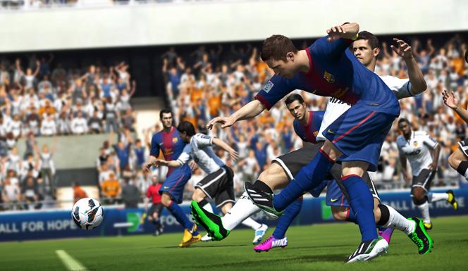 FIFA 14: Entrevista a Sebastián Enrique, lead producer de la franquicia