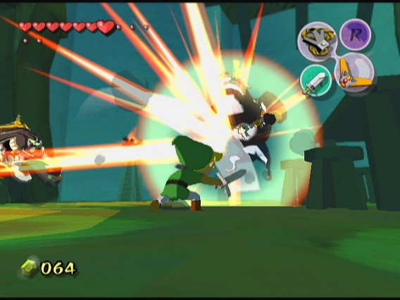 Zelda Wii U Vs Wind Waker De Gc Comparativa Grafica