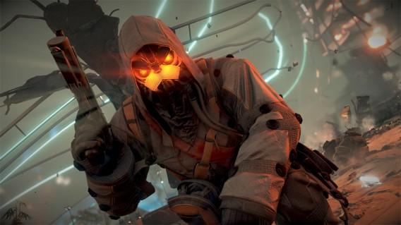 PS4 vs Xbox One Killzone