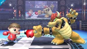 El director de Smash Bros. de Wii U no se opone a los DLC