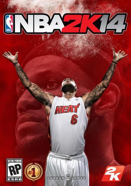 Wii U NBA 2K14