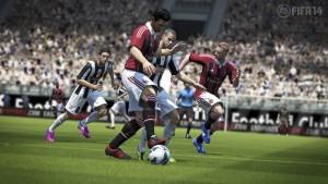 FIFA 14 Ultimate Team se revela: equipos flexibles, nueva interfaz…