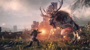 Witcher 3 para PS4, X-1 y PC en primavera de 2014 como muy pronto