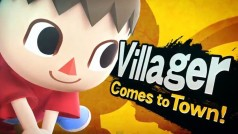 Smash Bros. de Wii U: Nueva imagen revela ataque de Animal Crossing