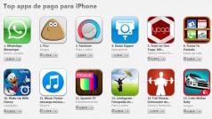 Apple introduce en la Store nuevos precios para apps de iPhone y iPad