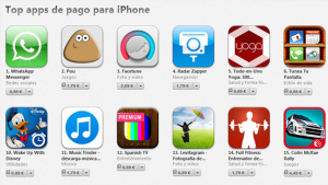 Apple introduce en la Store nuevos precios para apps de iPhone y iPad