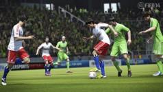 FIFA 14: Podrás transferir partidas de PS3 / 360 a PS4 /Xbox One